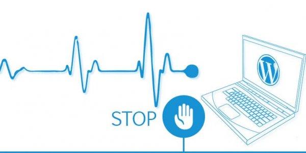 ضربان قلب Heartbeat وردپرس