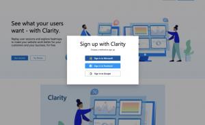 Microsoft Clarity Analytics