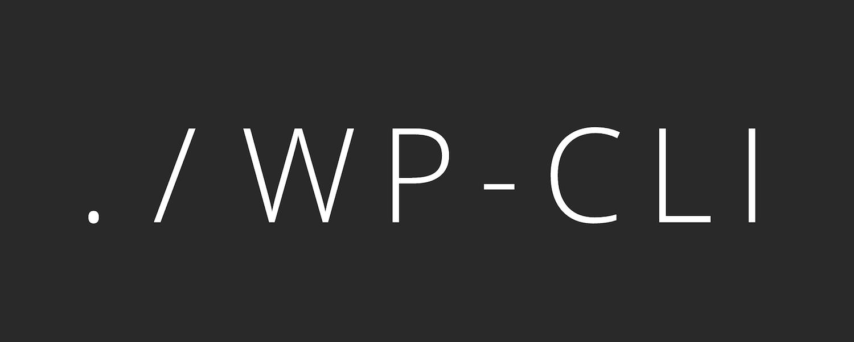 خط فرمان وردپرس WP-CLI